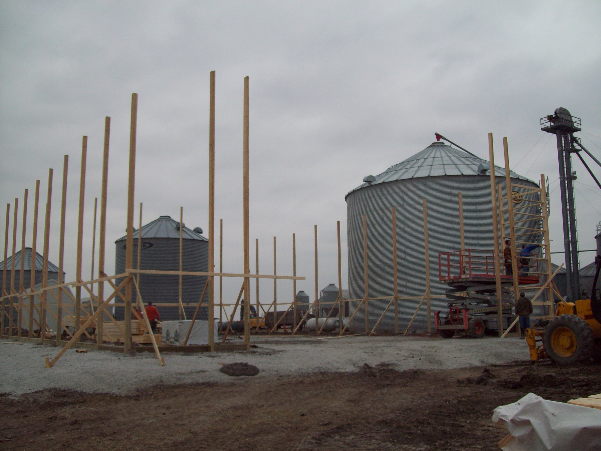 60 X 80 X 20 Ag Shop W 3 Construction L L C